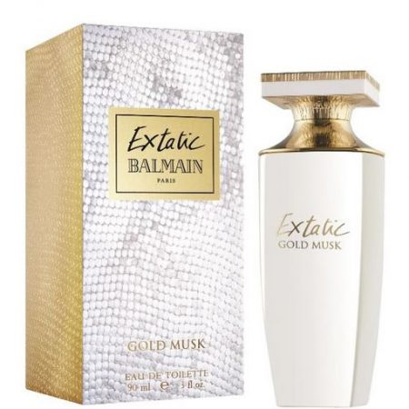 PIERRE BALMAIN EXTATIC GOLD MUSK EDT FOR WOMEN