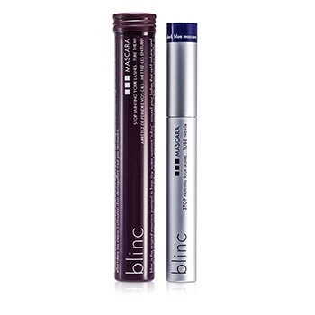BLINC MASCARA - DARK BLUE 6G/0.21OZ Makeup Cosmetics Malaysia