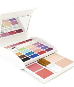 AREZIA MAKE UP KIT AZ 2190 (16X EYESHADOW, 2X BLUSHER, 2X COMPACT POWDER, 4X LIPGLOSS, 3X APPLICATOR) - #02 36.8G