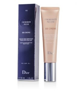 CHRISTIAN DIOR DIORSKIN NUDE BB CREME NUDE GLOW SKIN PERFECTING BEAUTY BALM SPF 10 - # 002 (FAIR) 30ML/1OZ