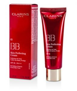 CLARINS BB SKIN PERFECTING CREAM SPF 25 - # 03 DARK 45ML/1.7OZ