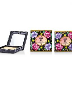 ANNA SUI POWDER FOUNDATION SPF 20 (CASE & REFILL) - # 100 12G/0.42OZ