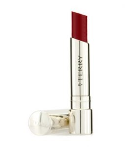 BY TERRY HYALURONIC SHEER ROUGE HYDRA BALM FILL & PLUMP LIPSTICK (UV DEFENSE) - # 12 BE RED 3G/0.1OZ