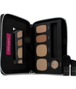 BAREMINERALS BAREMINERALS READY TO GO COMPLEXION PERFECTION PALETTE - # R210 (FOR MEDIUM COOL SKIN TONES) -