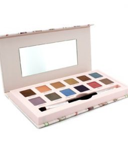 CARGO SUITED TO A TEA EYESHADOW PALETTE: 12X EYESHADOW 15.24G/0.54OZ