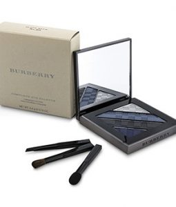 BURBERRY COMPLETE EYE PALETTE (4 ENHANCING COLOURS) - # NO. 20 SLATE BLUE 5.4G/0.19OZ