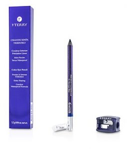 BY TERRY CRAYON KHOL TERRYBLY COLOR EYE PENCIL (WATERPROOF FORMULA) - # 12 BAROQUE BLUE 1.2G/0.04OZ