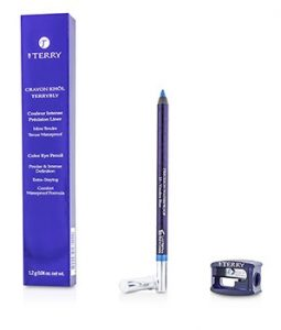 BY TERRY CRAYON KHOL TERRYBLY COLOR EYE PENCIL (WATERPROOF FORMULA) - # 13 VOODOO BLUE 1.2G/0.04OZ