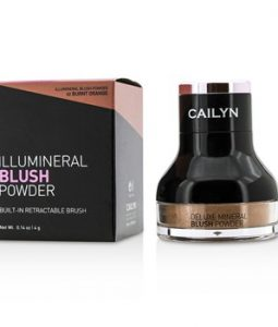 CAILYN ILLUMINERAL BLUSH POWDER - #02 BURNT ORANGE 4G/0.14OZ