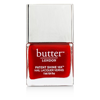 BUTTER LONDON PATENT SHINE 10X NAIL LACQUER - # SMASHING 11ML/0.4OZ Makeup Cosmetics Malaysia