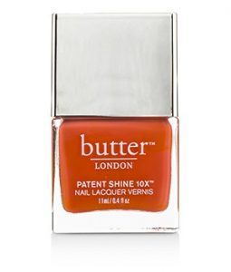 BUTTER LONDON PATENT SHINE 10X NAIL LACQUER - # JOLLY GOOD 11ML/0.4OZ
