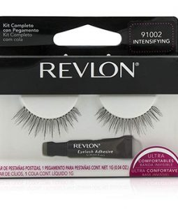 REVLON FALSE EYELASHS (ADHESIVE INCLUDED) - INTENSIFYING -