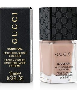 GUCCI BOLD HIGH GLOSS NAIL LACQUER - #030 ROSETTE 10ML/0.33OZ