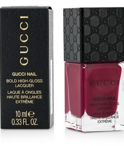 GUCCI BOLD HIGH GLOSS NAIL LACQUER - #130 BOUGAINVILLE 10ML/0.33OZ