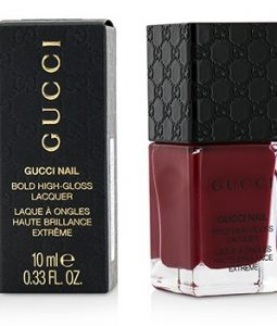 GUCCI BOLD HIGH GLOSS NAIL LACQUER - #120 ICONIC RED 10ML/0.33OZ