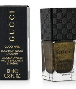 GUCCI BOLD HIGH GLOSS NAIL LACQUER - #170 ICONIC GOLD 10ML/0.33OZ