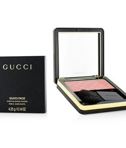 GUCCI SHEER BLUSHING POWDER - #060 PINK CAMELIA 4.25G/0.14OZ