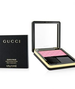 GUCCI SHEER BLUSHING POWDER - #070 TULIP BLOSSOM 4.25G/0.14OZ