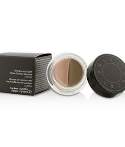 BECCA SHADOW AND LIGHT BROW CONTOUR MOUSSE (1X BROW MOUSSE, 1X HIGHLIGHTER) - COCOA 2X1.5G/0.053OZ