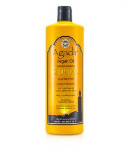 AGADIR ARGAN OIL DAILY MOISTURIZING SHAMPOO (FOR ALL HAIR TYPES) 1000ML/33.8OZ
