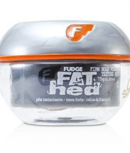 FUDGE FAT HED (FIRM HOLD VOLUMISING TEXTURE PASTE) 75G/2.5OZ