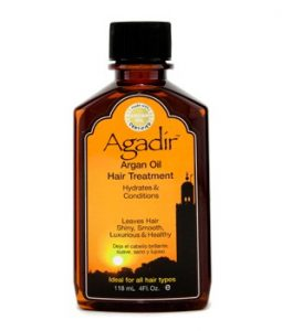 AGADIR ARGAN OIL HYDRATES & CONDITIONS HAIR TREATMENT 118ML/4OZ