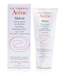 AVENE AKERAT SMOOTHING EXFOLIATING CREAM (FOR EXTREMELY DRY AND ROUGH SKIN) 200ML/7.05OZ