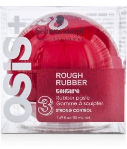 SCHWARZKOPF OSIS+ ROUGH RUBBER TEXTURE RUBBER PASTE (STRONG CONTROL) 50ML/1.69OZ