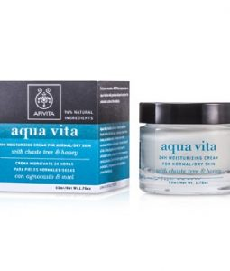 APIVITA AQUA VITA 24H MOISTURIZING CREAM (FOR NORMAL/DRY SKIN) 50ML/1.76OZ