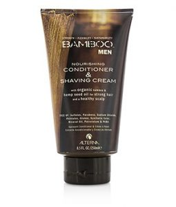 ALTERNA BAMBOO MEN NOURISHING CONDITIONER & SHAVING CREAM 250ML/8.5OZ