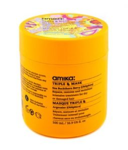 AMIKA TRIPLE RX MASK (FOR DRY, DAMAGED HAIR) 500ML/16.9OZ