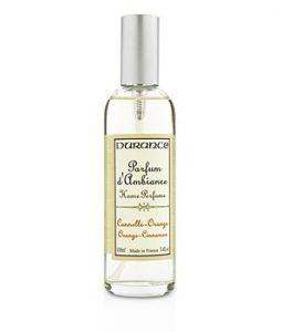 DURANCE HOME PERFUME SPRAY - ORANGE CINNAMON 100ML/3.4OZ