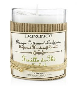 DURANCE PERFUMED HANDCRAFT CANDLE - TEA LEAF 180G/6.34OZ