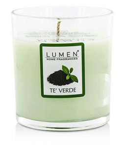 LUMEN SCENTED CANDLE - TE VERDE 150ML/5.07OZ