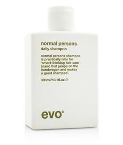 EVO NORMAL PERSONS DAILY SHAMPOO (FOR ALL HAIR TYPES, ESPECIALLY NORMAL TO OILY HAIR) 300ML/10.1OZ