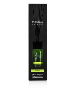 MILLEFIORI NATURAL FRAGRANCE DIFFUSER - GREEN TEA 100ML/3.38OZ
