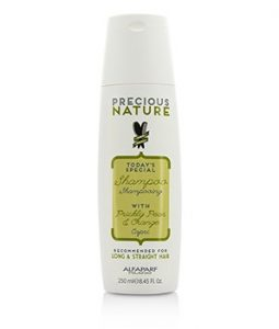 ALFAPARF PRECIOUS NATURE TODAYS SPECIAL SHAMPOO (FOR LONG & STRAIGHT HAIR) 250ML/8.45OZ