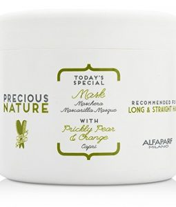 ALFAPARF PRECIOUS NATURE TODAYS SPECIAL MASK (FOR LONG & STRAIGHT HAIR) 500ML/17.28OZ