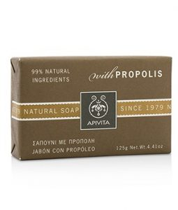APIVITA NATURAL SOAP WITH PROPOLIS 125G/4.41OZ