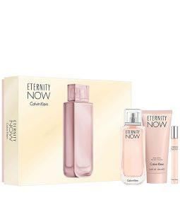CALVIN KLEIN CK ETERNITY NOW GIFT SET FOR WOMEN
