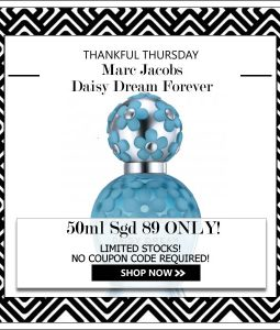 MARC JACOBS DAISY DREAM FOREVER EDP FOR WOMEN 50ML [THANKFUL THURSDAY SPECIAL]
