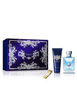 VERSACE POUR HOMME GIFT SET FOR MEN