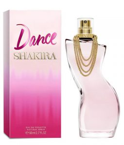 SHAKIRA DANCE EDT FOR WOMEN