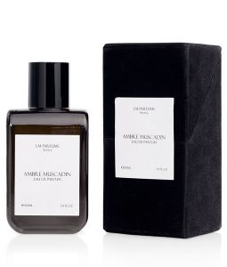 LAURENT MAZZONE AMBRE MUSCADIN EDP FOR UNISEX