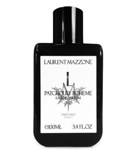 LAURENT MAZZONE PATCHOULY BOHEME EDP FOR UNISEX