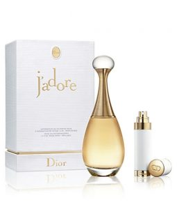 CHRISTIAN DIOR JADORE TRAVEL SET GIFT SET FOR WOMEN
