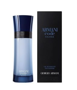 GIORGIO ARMANI ARMANI CODE COLONIA EDT FOR MEN