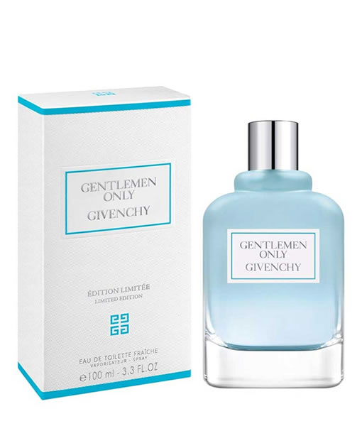 GIVENCHY GENTLEMEN ONLY LIMITED EDITION FRAICHE EDT FOR MEN