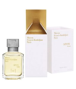 MAISON FRANCIS KURKDJIAN APOM HOMME EDT FOR MEN