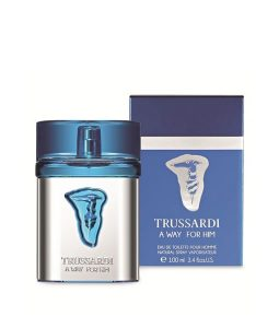 TRUSSARDI A WAY FOR HIM EDT FOR MEN